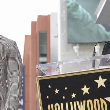 50 Cent получи своя звезда на Алеята на славата в Холивуд