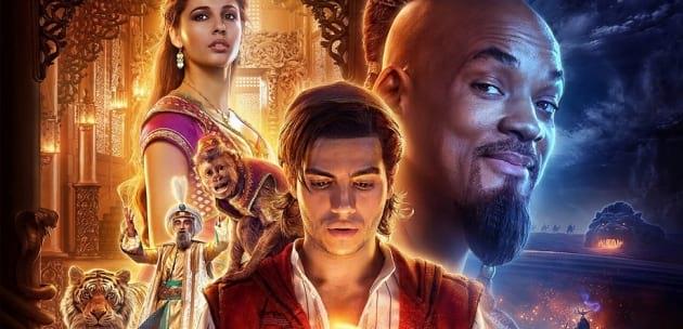 """""""Аладин"""" е най-гледаният филм и у нас (+ВИДЕО)"""