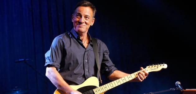 Bruce Springsteen с нова песен и нов солов студиен албум (+ВИДЕО)