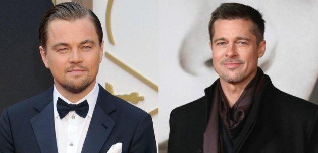 Тарантино събира в новият си филм Брад Пит и Леонардо Ди Каприо