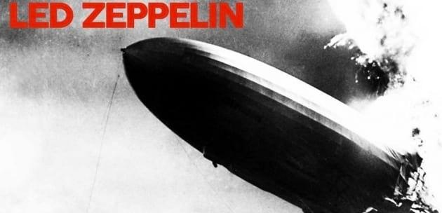 На 12 януари 1969 г. излиза първият албум на рок групата Led Zeppelin