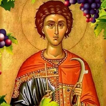 Св. Трифон Чудотворец – изцелител и покровител на земеделието