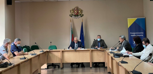 За пет дни: 208 новодиагностицирани с ковид в червената зона на област Кюстендил