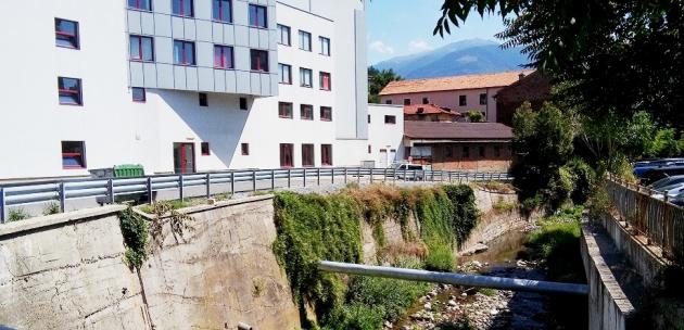 Общината избира фирма за покриването на р. Бистрица до Спортната зала в  Дупница