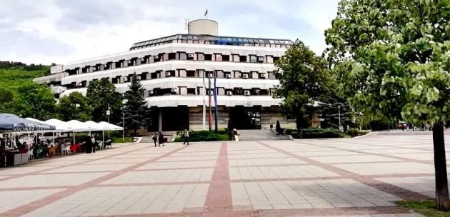 Д-р Момчил Мирчев с дарение към Община Дупница