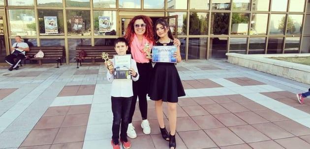 Поредни успехи за талантливите деца от Дупница!