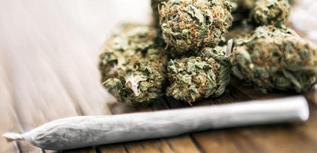 Спипаха 21 годишен кюстендилец с марихуана