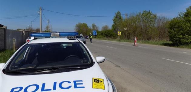 125 фиша и 48 акта през почивните дни в област Кюстендил