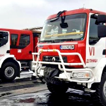 12 пожара са гасили през почивните дни екипи на РСПБЗН, 11 са поради небрежност