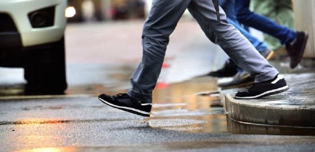 Внимание, пешеходци!