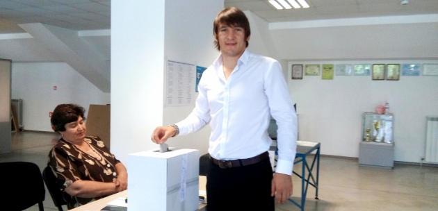 Даниел Александров: Гласувах за бъдещето ни в България