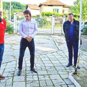 Даниел Александров: Посещението в село Блатино ми донесе неочаквана изненада