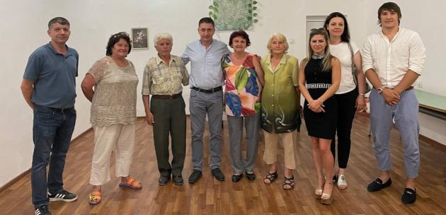 Михаела Крумова в Бобошево: За да се развиват малките общини е необходима последователна политика и устойчиви решения