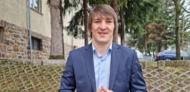 Кандидатът за народен представител от 10 МИР Даниел Александров: Гласувайте разумно и отговорно (+ВИДЕО)