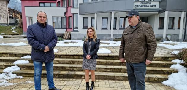 (ВИДЕО) На рождения си ден кметът на Сапарева баня Калин Гелев призова за дисциплинина в условията на третата вълна на Ковид 19