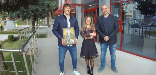 (+ВИДЕО) Спортната общественост в Дупница застана зад листата на коалиция ГЕРБ-СДС в област Кюстендил