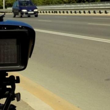 61 фиша и 45 акта връчиха пътните полицаи за три дни