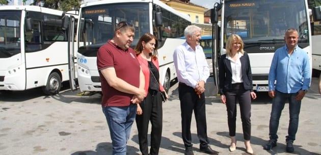 Готвят промени в маршрута на автобусна линия №5 в Дупница