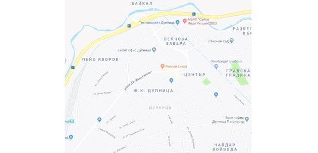 Промениха маршрута по новата линия №5 в Дупница