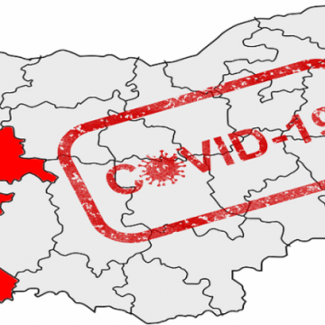 Новите случаи на COVID-19 в Кюстендилска област са – 50, в  Перник –60,  а в област Благоевград -104