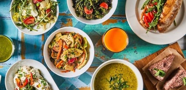 Ресторанти и търговци в областта са предложили изрядна храна по време на коледните и новогодишни празници