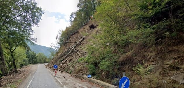 Пътят за Рилски манастир остава затворен