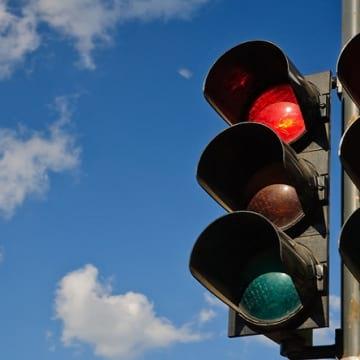 """Подмениха светофарната уредба при """"Самоковско шосе"""""""