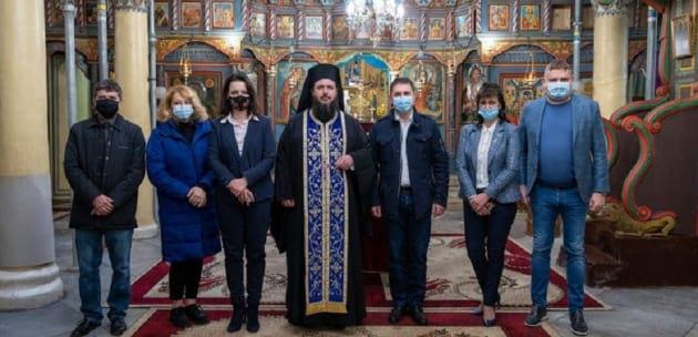 С водосвет за здраве и благоденствие Коалиция ГЕРБ – СДС стартира предизборната си кампания в област Кюстендил