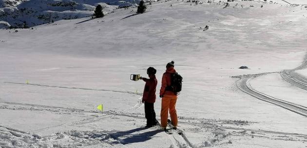 Спасителите от Дупница преминаха обучение за ползване на RECCO детектор