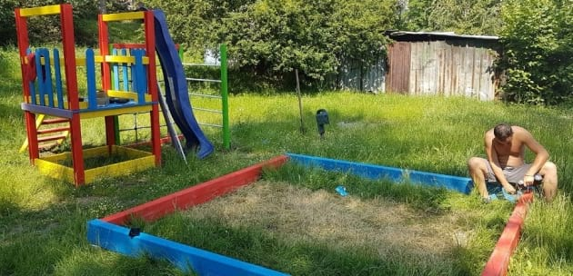 """Нова детска площадка изграждат в жк. """"Елица"""""""