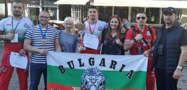 Спортист №1 на Дупница спечели Европейската купа