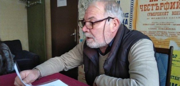 Няма кражба на идеи за паметник на Невена Коканова в Дупница, обявиха Валентин Балабанов и Николай Табаков