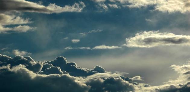 Днес облачността ще е по-често значителна, със силен поривист вятър