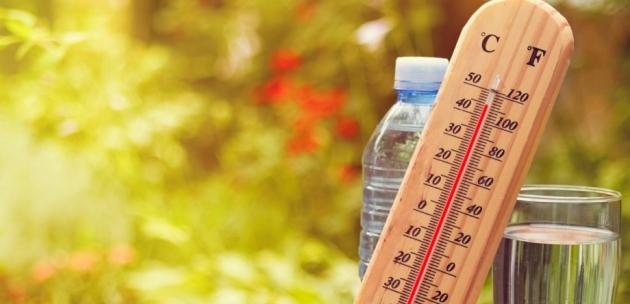 Слънчево и горещо, с температури до 35 градуса