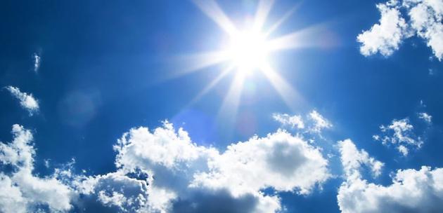 Топло с максимални температури между 27° и 32