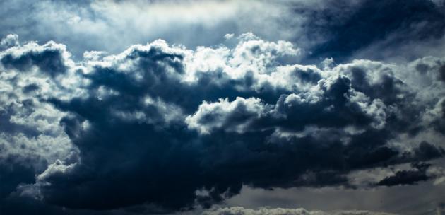 Облачно с кратки превалявания