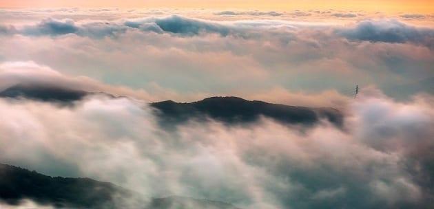 Днес в равнините и низините ще има значителна ниска облачност или мъгла