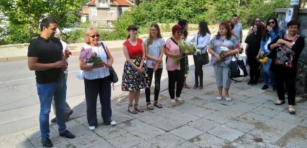 110 г. от рождението на Димитър Димов отбелязаха в Дупница (+АУДИО)