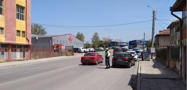 Превантивна полицейска операция в Дупница (+АУДИО)