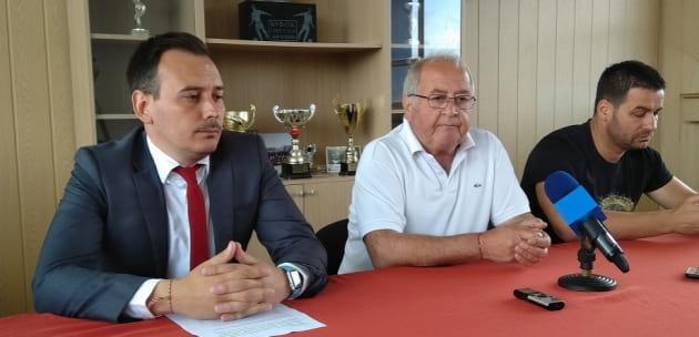 Марек има нов спортно-технически директор (+АУДИО)