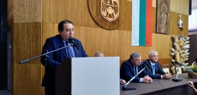 Костадин Костадинов стана председател на ОбС-Дупница (+АУДИО)