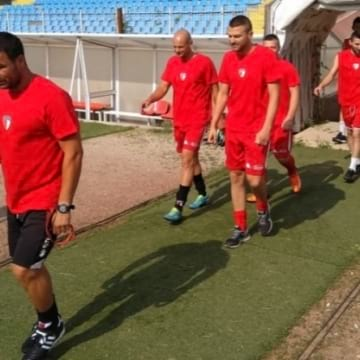 Марек започна подготовка с 22-ма футболисти (+АУДИО)