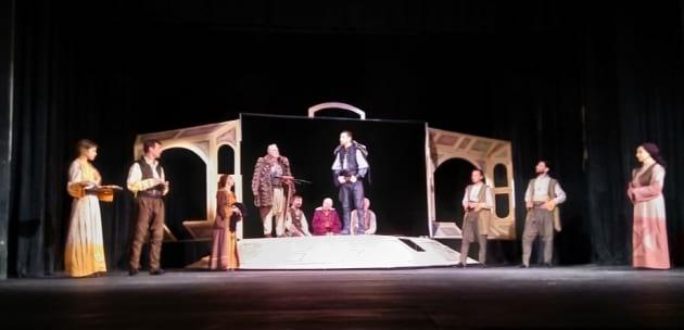 Майстори се борят за любовта на Милкана в дупнишкия театър (+АУДИО)