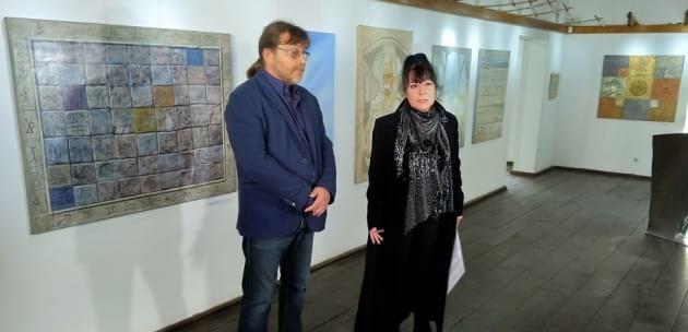 Румен Статков откри самостоятелна изложба в Дупница (+АУДИО)