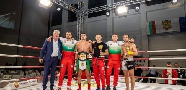 Pro fight 17 в Дупница завърши с много бой и годежен пръстен (+АУДИО)