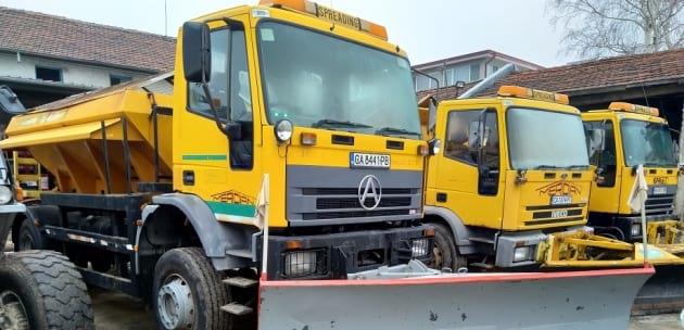 Община, полиция и пожарна обявиха пълна готовност за зимно поддържане в Дупница (+АУДИО)